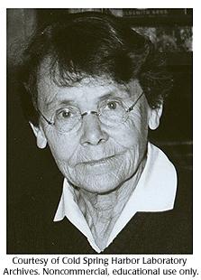 Barbara McClintock :: DNA from the Beginning